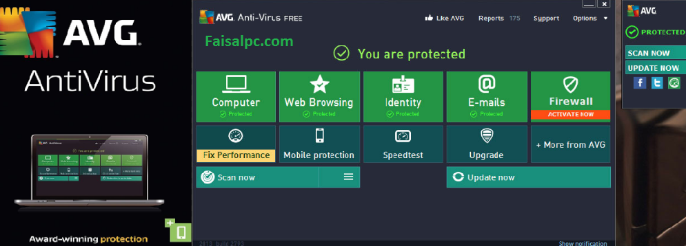 AVG Antivirus License Key