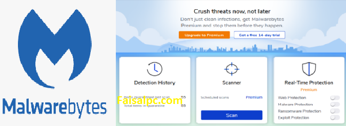 Malwarebytes Premium 4.2.1.179 Crack + Activation Key 2020 Lifetime Download