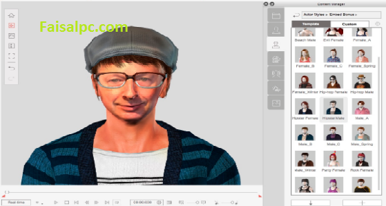 CrazyTalk Crack