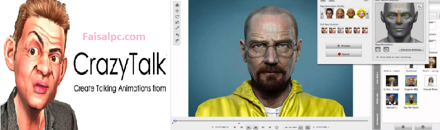 CrazyTalk Torrent