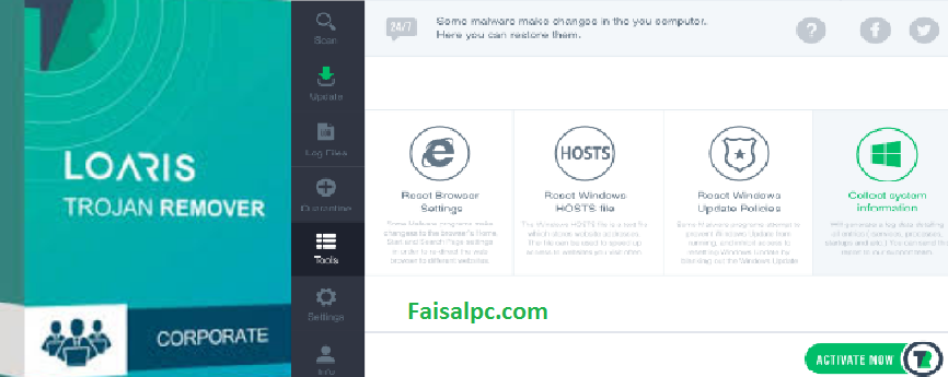 Loaris Trojan Remover License Key