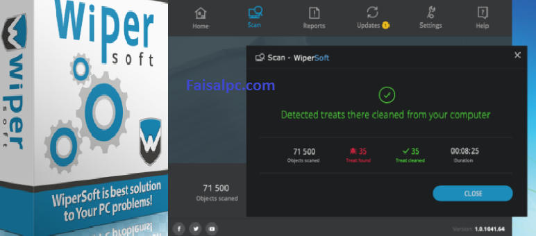 WiperSoft 2020 Crack With Activation Code Full Version [Mac+Win]